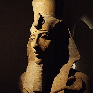 Photograph of Akhenaton