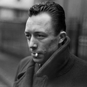 Photograph of Albert Camus