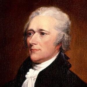 Photograph of Alexander Hamilton