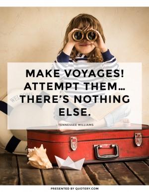 make-voyages