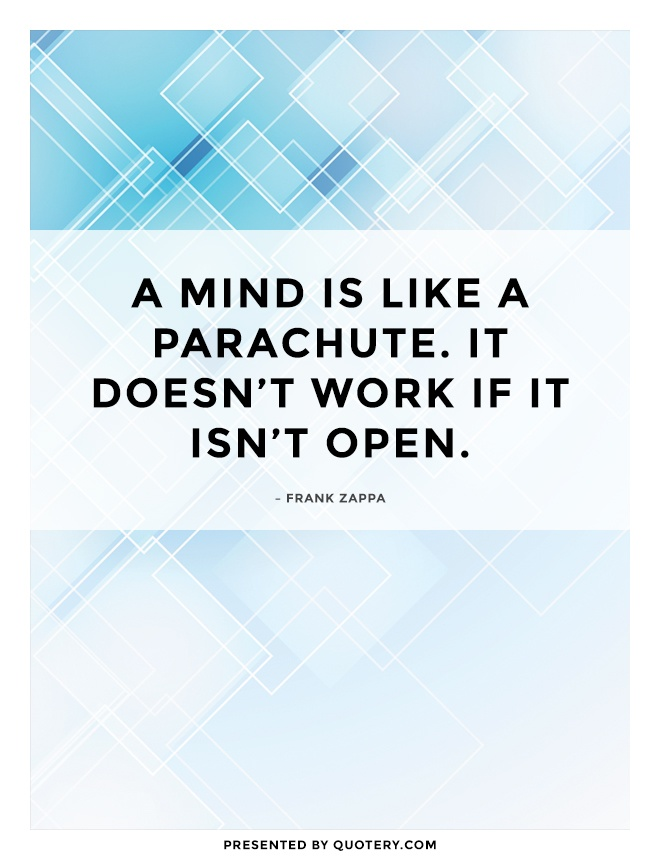 Opening Your Mind Mind-parachute-open