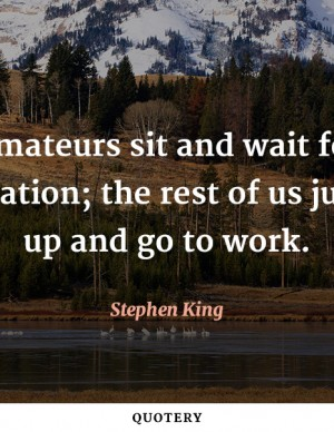 amateurs-sit-and-wait-for-inspiration