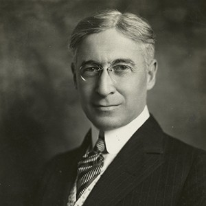 Photograph of Bernard M. Baruch