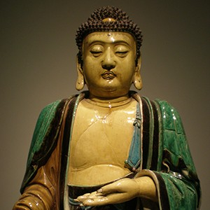 Photograph of Buddha