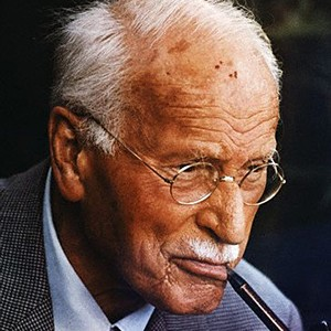 Photograph of Carl Gustav Jung