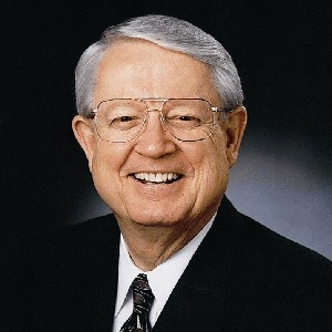 Photograph of Charles R. Swindoll