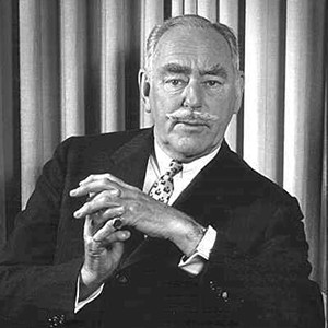 Photograph of Dean Acheson