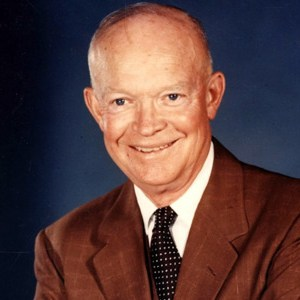 Photograph of Dwight D. Eisenhower