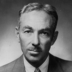 Photograph of E. B. White