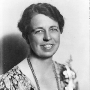 Photograph of Eleanor Roosevelt