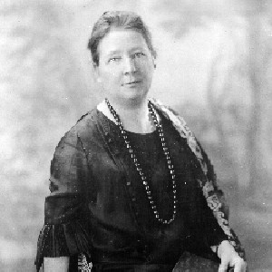 Photograph of Emily P. Bissell