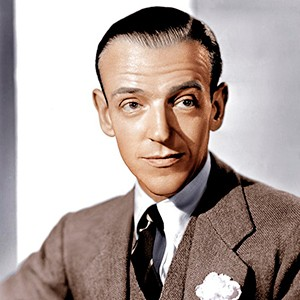 Photograph of Fred Astaire