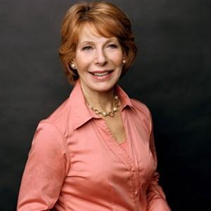 Photograph of Gail Sheehy