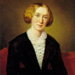 Photograph of George Eliot