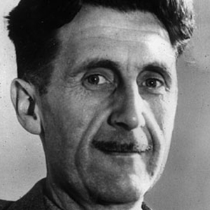 Photograph of George Orwell