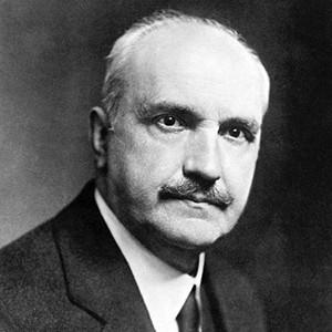 Photograph of George Santayana