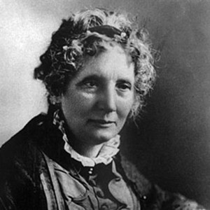 Photograph of Harriet Beecher Stowe