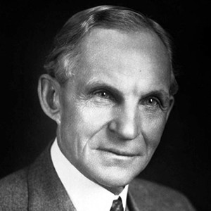 Photograph of Henry Ford