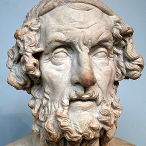 Photograph of Homer