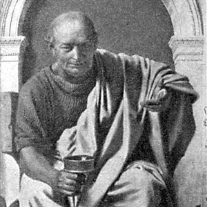 Photograph of Horace