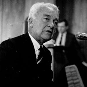 Photograph of Jim Bishop