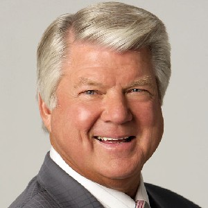 Photograph of Jimmy Johnson