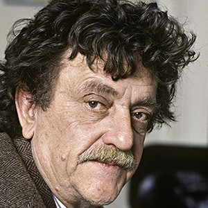 Photograph of Kurt Vonnegut