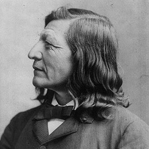 Photograph of Luther Standing Bear