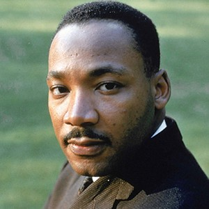 Photograph of Martin Luther King, Jr.