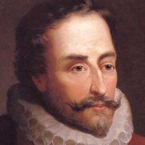 Photograph of Miguel de Cervantes