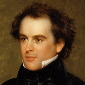 Photograph of Nathaniel Hawthorne