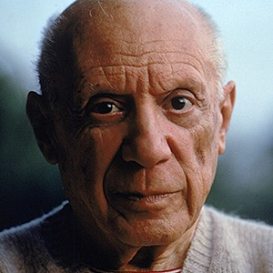 Photograph of Pablo Picasso