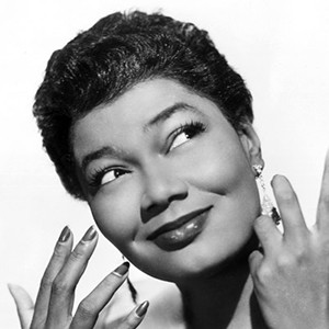 Photograph of Pearl Bailey