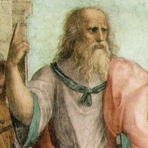 Photograph of Plato