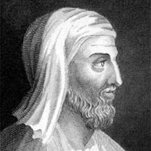 Photograph of Plutarch