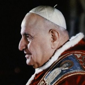 Photograph of Pope John XXIII