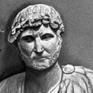 Photograph of Publilius Syrus