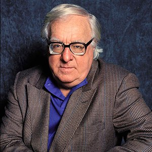 Photograph of Ray Bradbury