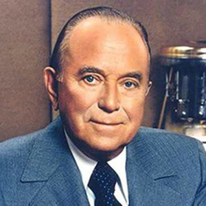 Photograph of Ray Kroc