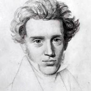 Photograph of Søren Aabye Kierkegaard