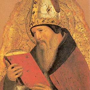 Photograph of Saint Augustine