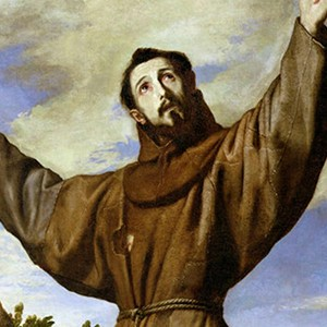 Photograph of Saint Francis of Assisi