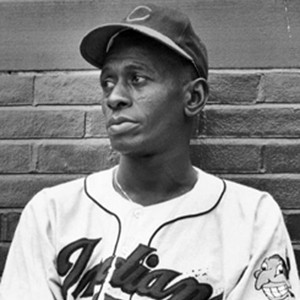 Photograph of Satchel Paige