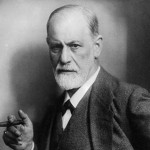 Photograph of Sigmund Freud
