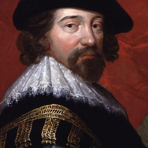 Photograph of Sir Francis Bacon