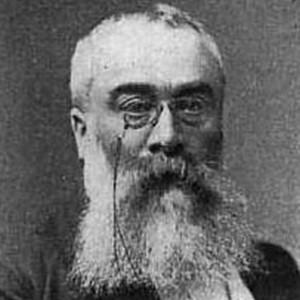 Photograph of Sir Walter Besant