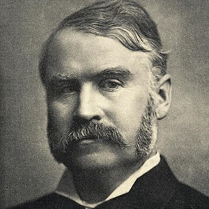 Photograph of Sir William S. Gilbert