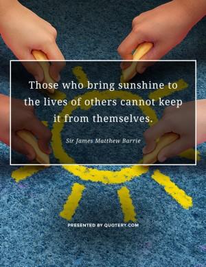 sunshine-lives-others