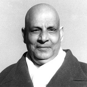 Photograph of Swami Sivananda
