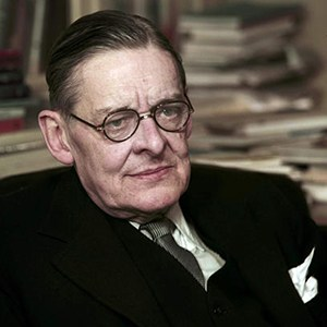 Photograph of T. S. Eliot